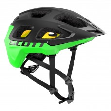 Scott Helmet Vivo Plus (black/green) Flash