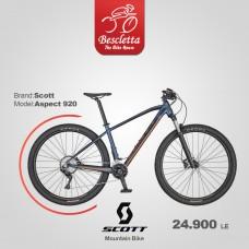 Scott aspect 920