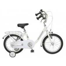 LJ-16 Bike Boy White