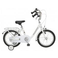LJ-16 Bike Boy White