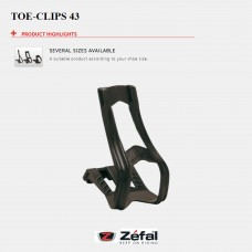 TOE-CLIPS