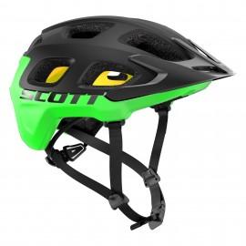 Scott Helmet Vivo Plus (black/green) Flash