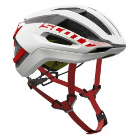 Scott Helmet Centric Plus (white/red)